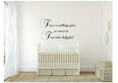Baby Feet - Wall Art Stickers