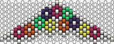 Ildikó gyöngyvilága: minta/pattern