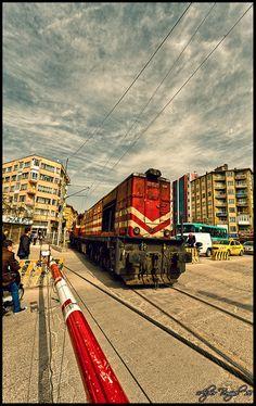 """""""Get on the Train"""" by Alper Temizel"""