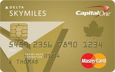 Capital One Canada and Delta End Credit Card Partnership | GreedyRates