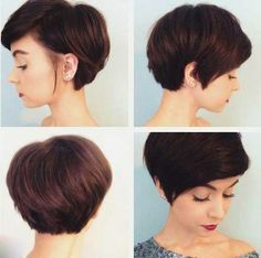 23. Latest Short Haircut