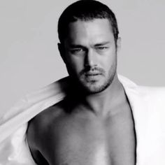 Taylor Kinney ~ no wonder Lady G is so inspired.  I would be too if I looked up and saw this on me!!!!!!