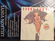 Donna Summer The Summer Collection Greatest Hits LP MERH84 A2/B1 Pop Disco 80's Music:Records:Albums/ LPs:Pop:1980s