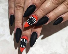 halloween, nails, beauty, instagram