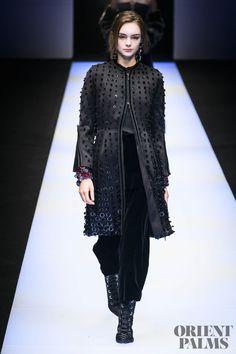 Giorgio Armani Fall-winter 2018-2019 - Ready-to-Wear