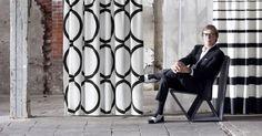 Frans Molenaar loves Vadain http://www.wonenonline.nl/interieur-inrichten/raamdecoratie-trends-urban.html