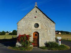 """Chapelle de Bastide (aussi appelée """"La Chapelette"""") près de Lasbros"""