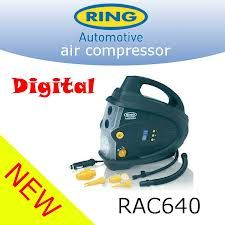 Introducing the Ring Automotive RAC640 Digital Air Compressor http://tyreinflatorguide.com/ring-automotive-rac640-review/