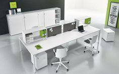 Postazione di lavoro multipla / per open space ITALO ALEA