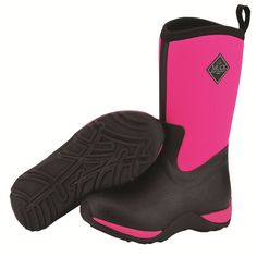 Muck Boot Arctic Adventure - Hot Pink | Gardens, Footwear and Plays