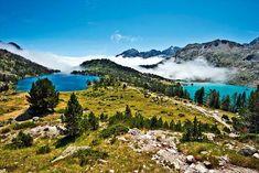 Road Trip, Mountains, Nature, Travel, Mood, French, Lakes, Tour De France, Nature Artwork