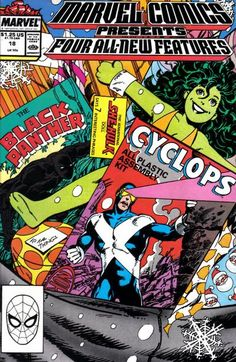 Cover for Marvel Comics Presents (Marvel, 1988 series) #18