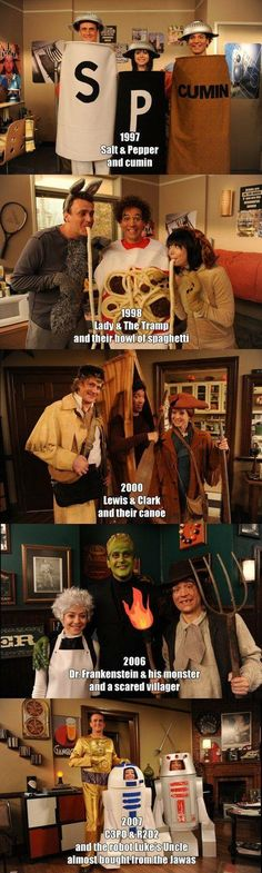Ted is so awkward as a third wheel by the time I got to the last picture I was in tears! HIMYM is the best! How I Met Your Mother, Gossip Girl, Thats 70 Show, Movies And Series, Comedy Series, Comedy Tv, Avakin Life, Lady And The Tramp, I Meet You