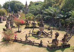 Buddha Park - Thailand