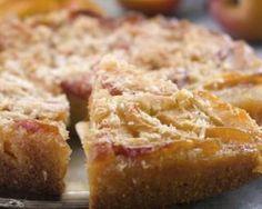 Tarte aux pommes sans pâte au Thermomix© : http://www.fourchette-et-bikini.fr/recettes/recettes-minceur/tarte-aux-pommes-sans-pate-au-thermomixc.html