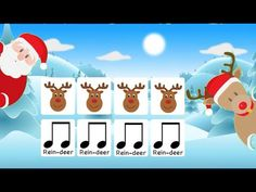 Preschool Christmas Songs, Preschool Music, Music Activities, Teaching Music, Christmas Concert, Christmas Music, General Music Classroom, Elementary Music Lessons, Rhythm Games