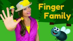 Finger Family Song - Daddy Finger Nursery Rhymes for Children, Kids and ...