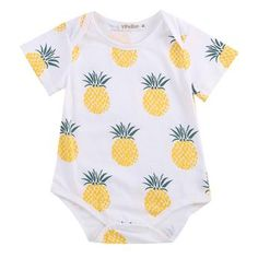 Are you searching for Best pineapple onesie?Here are the list for Top 5 Best pineapple onesie that you c Baby Outfits Newborn, Baby Girl Newborn, Toddler Outfits, Baby Boy Outfits, Kids Outfits, Baby Girl Romper, Baby Bodysuit, Baby Onesie, Onesies