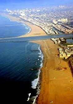 Los Angeles Beach | Los Angeles California Beaches - Marina Del Ray