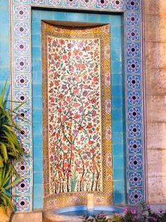 Mausoleum Of Iranian Poet Saadi