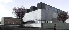 Nueva Biblioteca de Segovia Cano y Escario Arquitectura