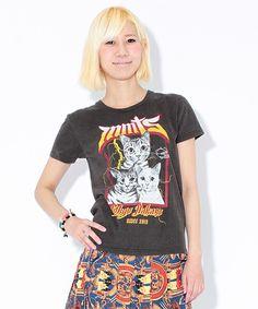mmtsのmmts / ロックTシャツ ユニセックスです。こちらの商品はBEAMS Online Shopにて通販購入可能です。