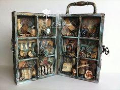 Steampunk Configuration Box