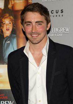 Lee Pace à la première new-yorkaise du film Miss Pettigrew Lives for Day, 2008.