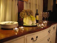 Refinished dresser/ buffet