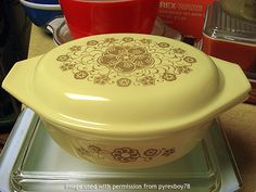 Kim Chee Promo Casserole - Pyrex Love <-- OK, well CLEARLY this will be my #1 thing to look out for now!