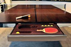 Play ping pong at office :) #pingpong #office