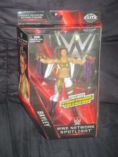 Bayley WWE Network Spotlight Mattel Elite TRU Exclusive NXT Figure-NIB VHTF - http://bestsellerlist.co.uk/bayley-wwe-network-spotlight-mattel-elite-tru-exclusive-nxt-figure-nib-vhtf/