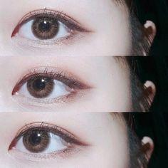 Makeup ideas ojos maquillaje inspiration 63 ideas for 2019 Day Eye Makeup, Korean Eye Makeup, Korea Makeup, Makeup For Green Eyes, Asian Makeup, Blue Makeup, Beauty Makeup, Makeup Dupes, Diy Makeup