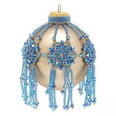 Beaded ornament  by bead magazine