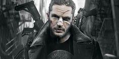 BossLogic Tom hardy as the Punisher
