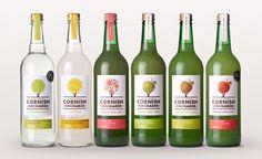 Buddy - Cornish Orchards branding & packaging