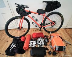 MTB travel gear