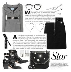 """Star.."" by rasa-j ❤ liked on Polyvore featuring Chloé, Prada, Isabel Marant, Tom Ford, Zimmermann, STELLA McCARTNEY, BOBBY, Bobbi Brown Cosmetics, Nails Inc. and womensFashion"