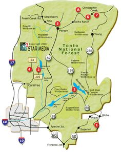 tonto national forest - Google Search