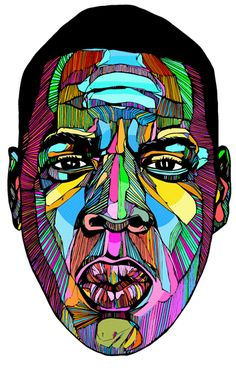 Luke Dixon (UK) | via Curioos.comGrade 11 are drawing portraits ion this style!