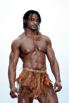 Sexy Black Men With Blue Eyes | Black Man of the Day 11.14