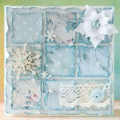 Christmas Patchwork Card