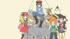 Calem Pokemon, Pokemon Special, Catch Em All, Princess Zelda, Kawaii, Adventure, Fictional Characters, Anime Outfits, Characters