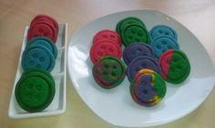 Mis botones de colores