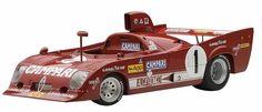 F/S AUTOart ALFA ROMEO 33 TT 12 1000km NURBURGRING WINNER 1975 #1 1/18 Model Car #AUTOart #ALFAROMEO