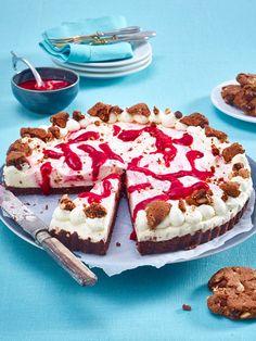 Knusprige Cookie-Tarte