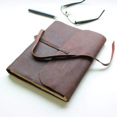 The Rustic Dish Soft Leather Journal With Papyrus Paper |journal|journaling|keep your memories|write it down|perfect gift