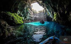 Secret Place in Crete, Greek Islands..