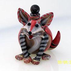 Foxy Perfume Bottle