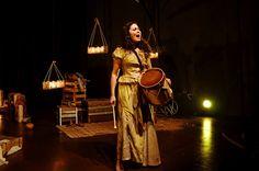 Peça Árida Coragem. #joinville #teatrojoinville #ajote #fotosdeteatro
